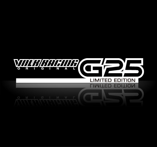 G25 Limited Edition