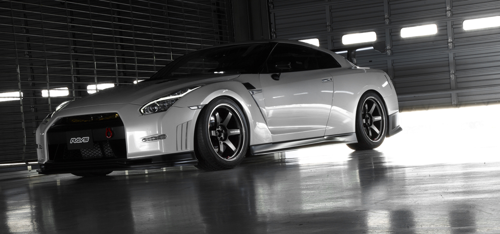 Nissan Gtr Concept >> RAYS - The concept is racing. [en]