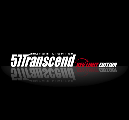 57Transcend REV LIMIT EDITION