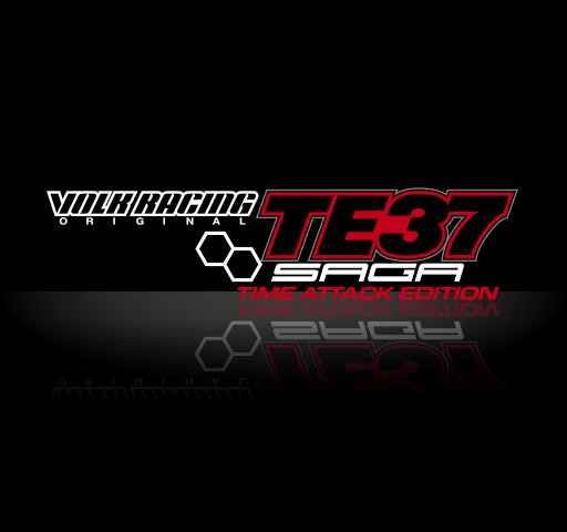 TE37SAGA TIME ATTACK EDITION