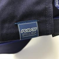 RAYS OFFICIAL CAP 18S (ネイビー)